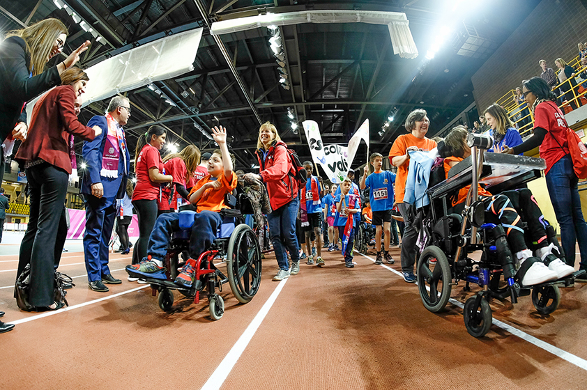7 000 athlètes à Montréal pour le Défi sportif AlterGo