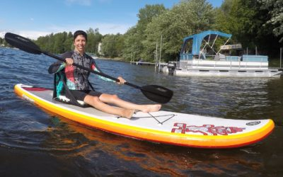 The World of Adapted Paddleboard