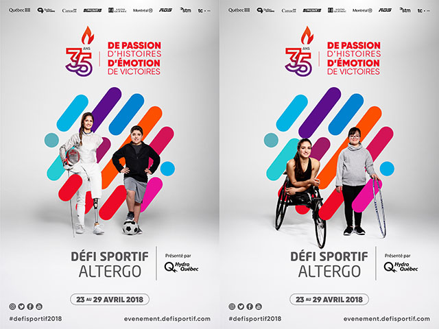 Défi sportif AlterGo Celebrates 35 Years of Passion